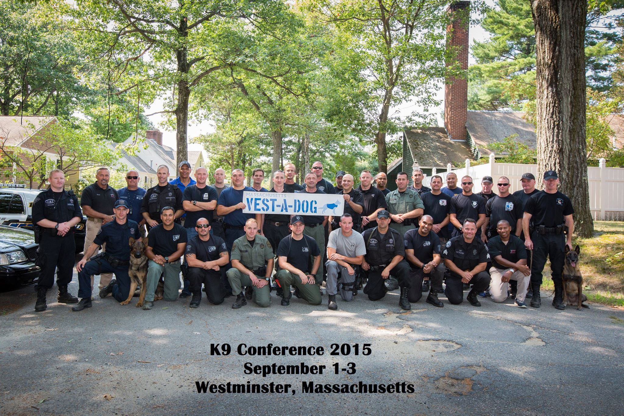 Westminster K9 Conference Boston